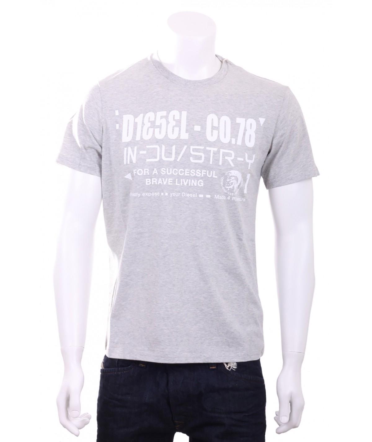DIESEL T-Shirt Uomo Diesel...