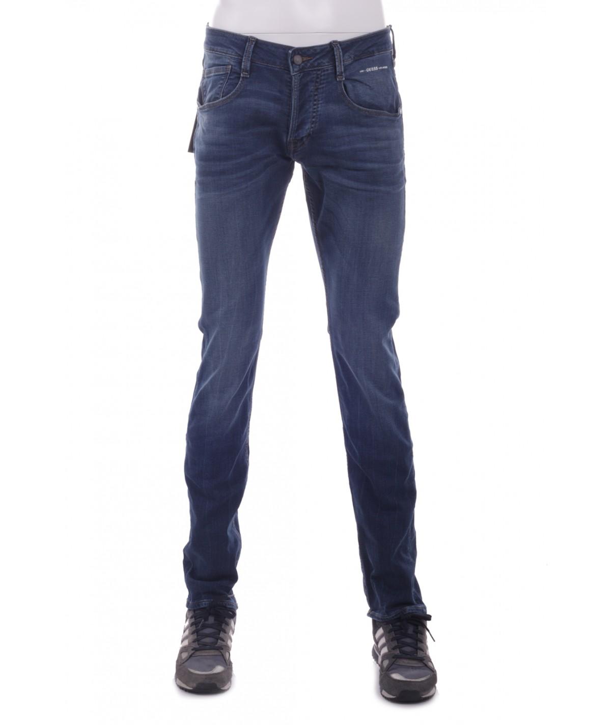 GUESS Jeans Uomo Denim Slim...