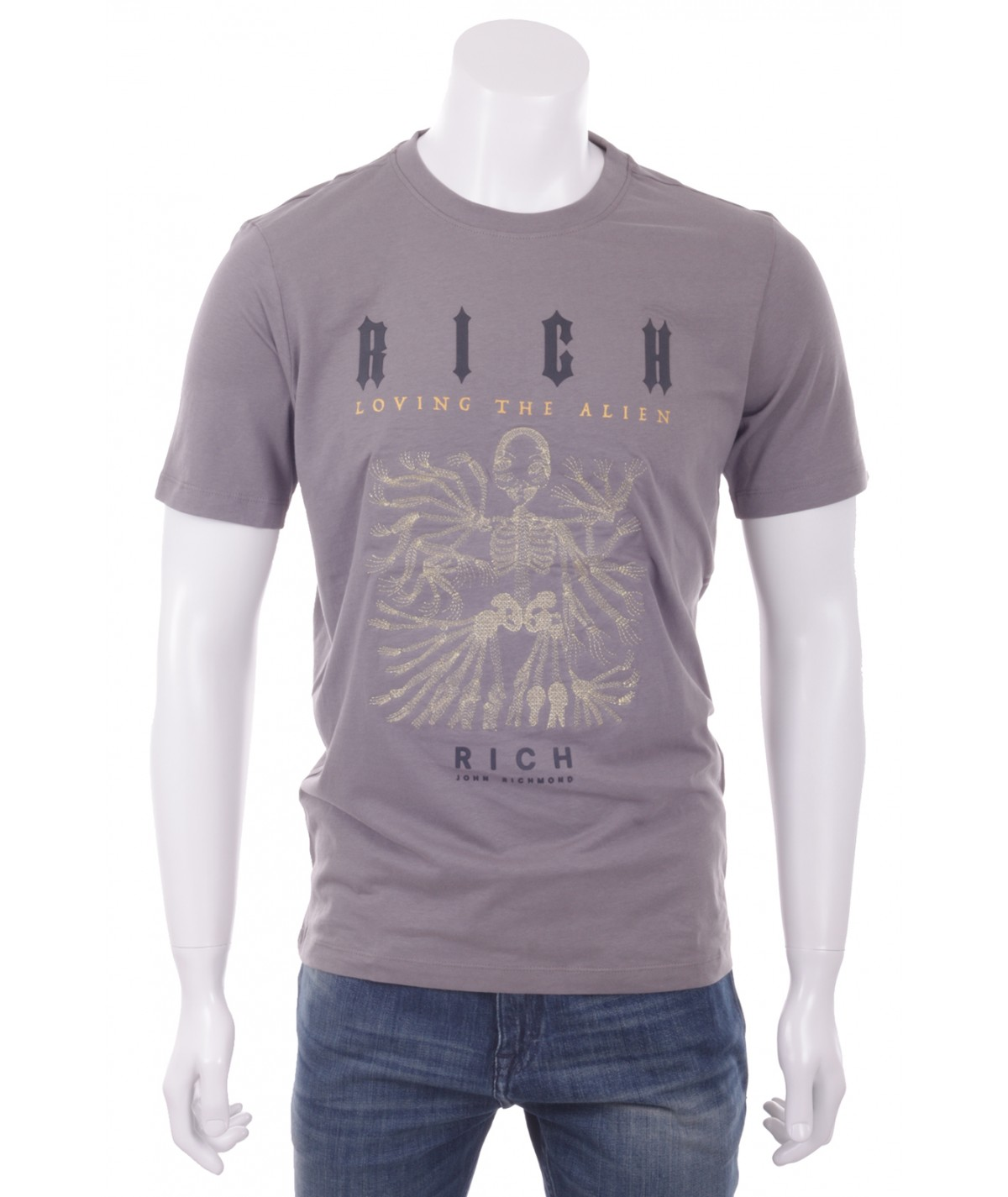 RICHMOND T-Shirt Uomo