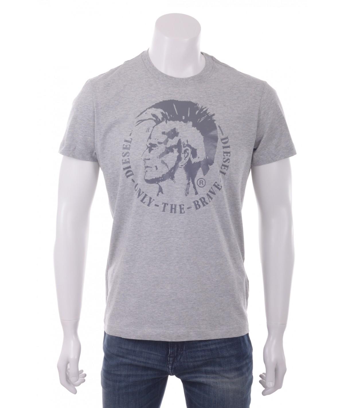DIESEL T-Shirt Uomo