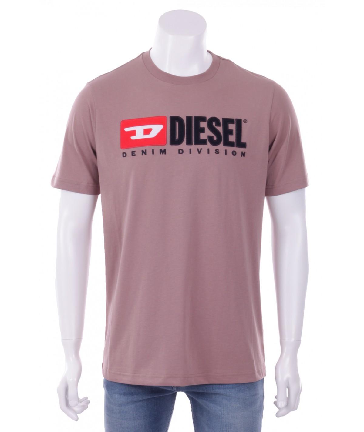 DIESEL T-Shirt Uomo Logo...
