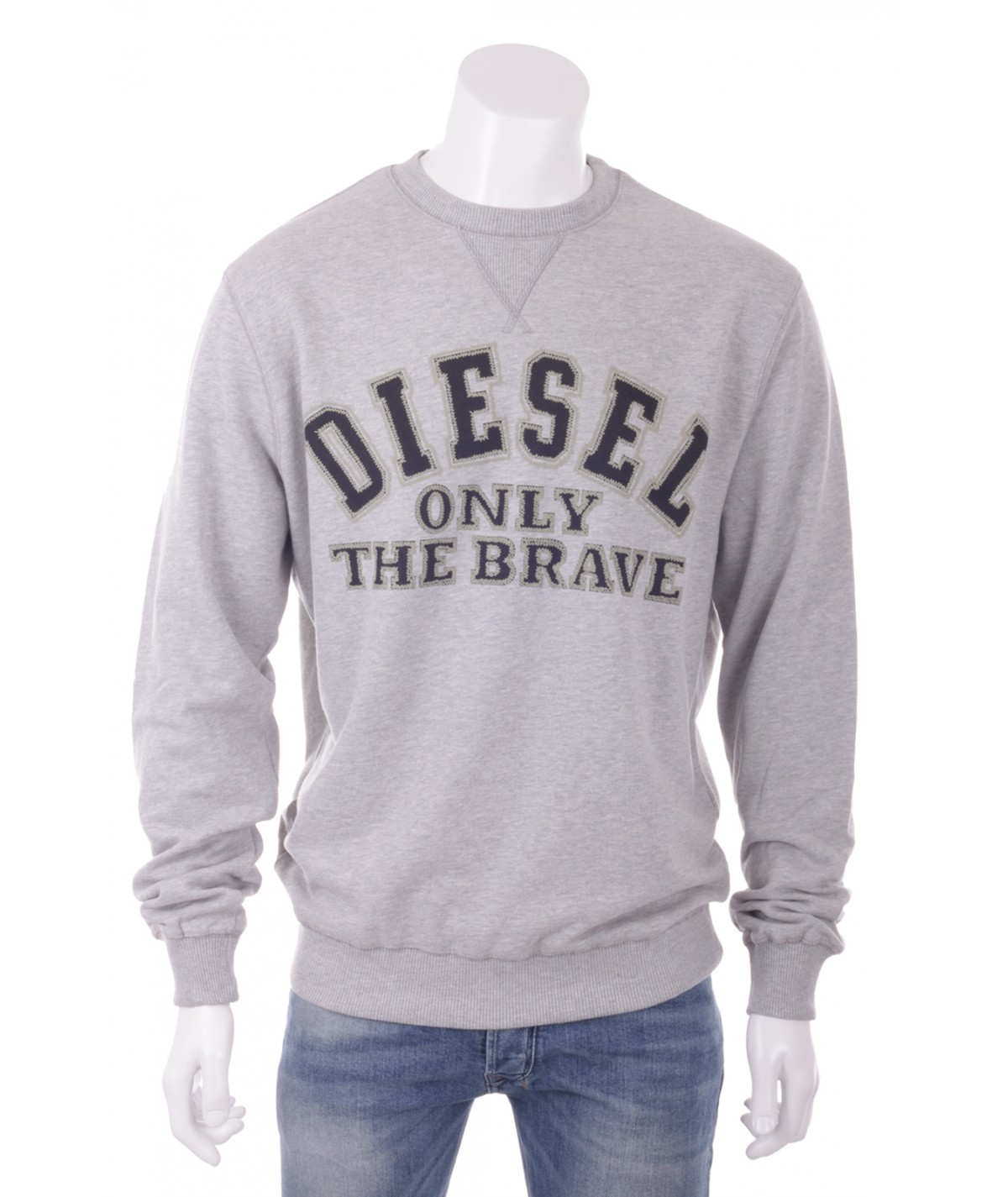 DIESEL Felpa Uomo Only The...