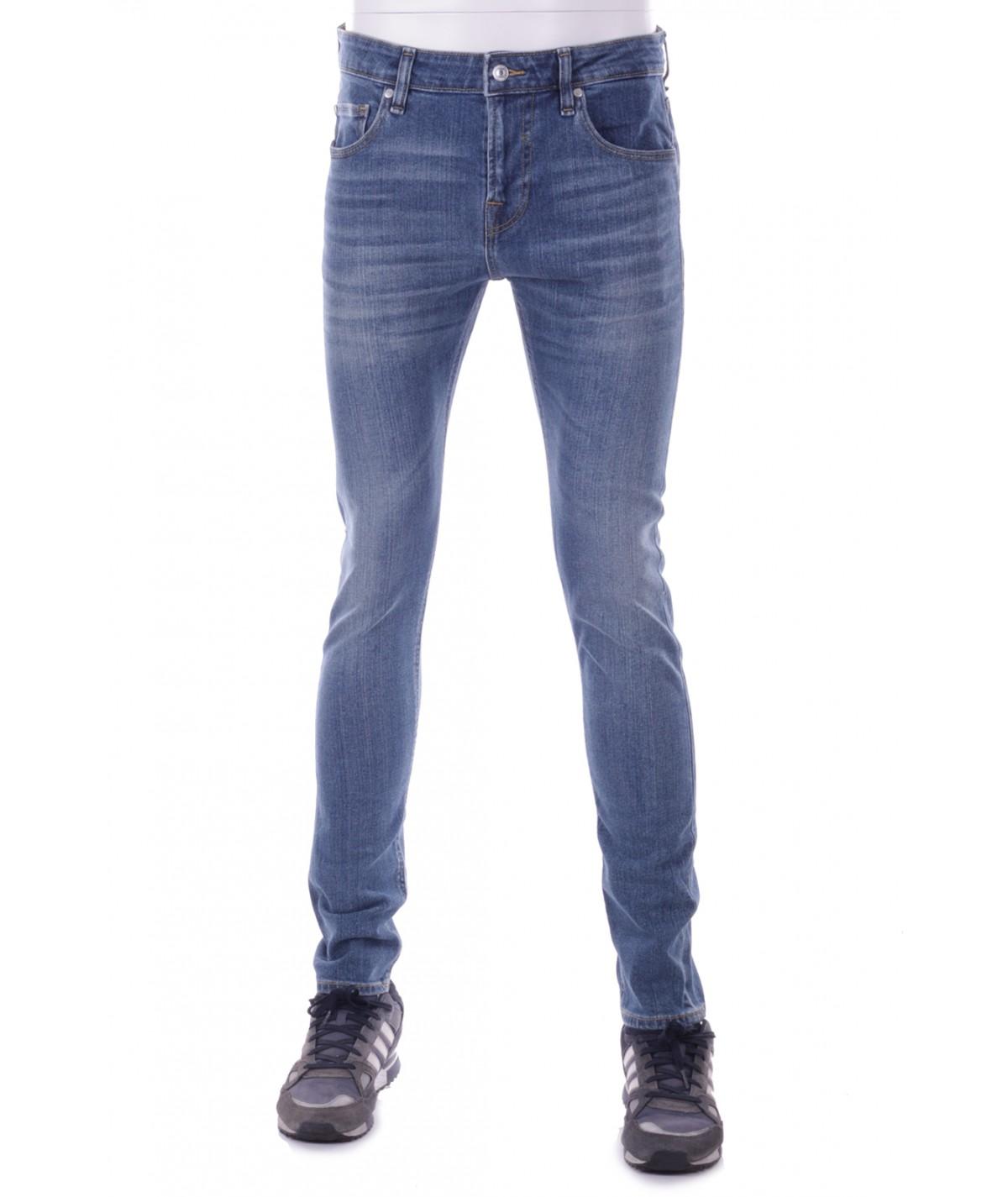 GUESS Jeans Uomo CHRIS Skin...