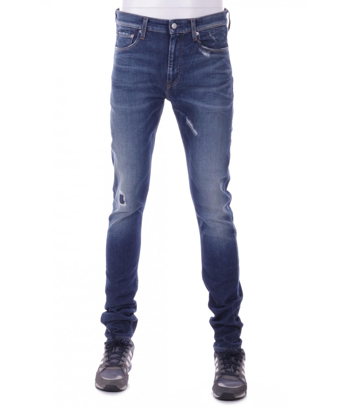 CALVIN KLEIN Jeans Uomo CKJ...